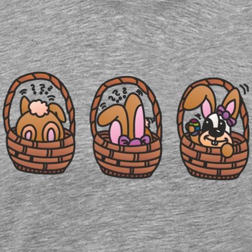 Hasen - Männer Premium T-Shirt