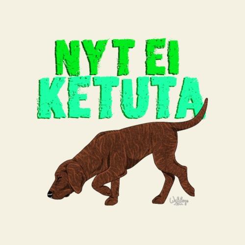 plottiketuta - Miesten premium t-paita