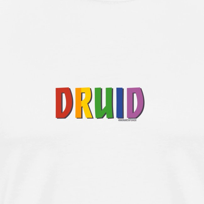 Druid Pride (Rainbow)