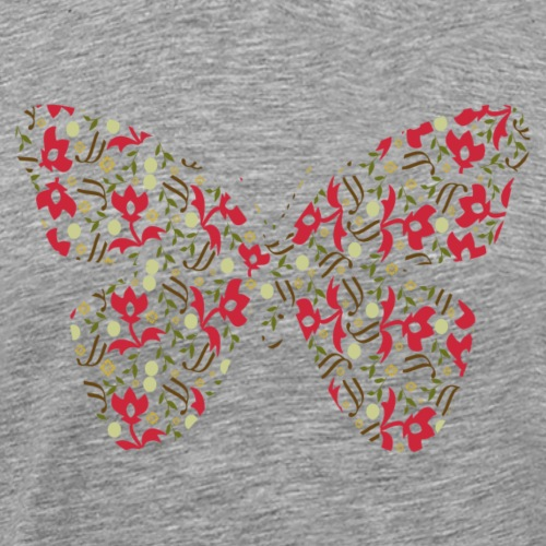 Butterfly I - Men's Premium T-Shirt