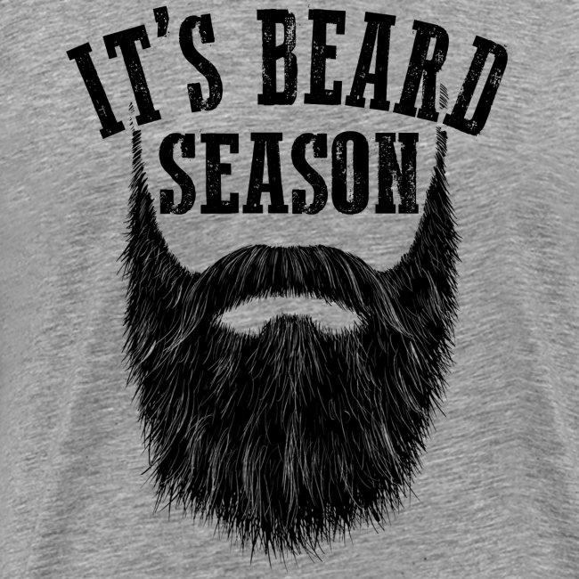 It s Beard Season