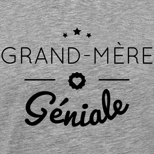 Grand-mère géniale - T-shirt Premium Homme