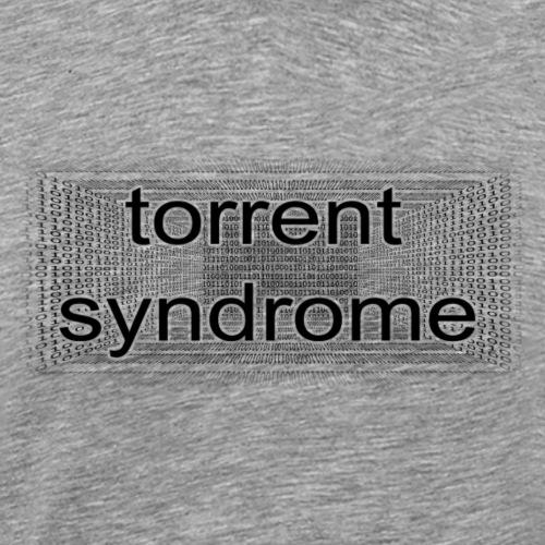 torrent - Men's Premium T-Shirt