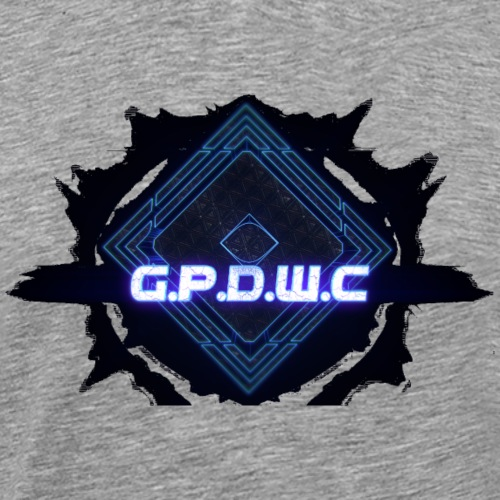 G.P.D.W.C - Company - Logo - Herre premium T-shirt
