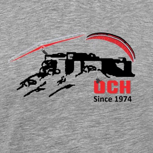 DCH LOGO - Männer Premium T-Shirt