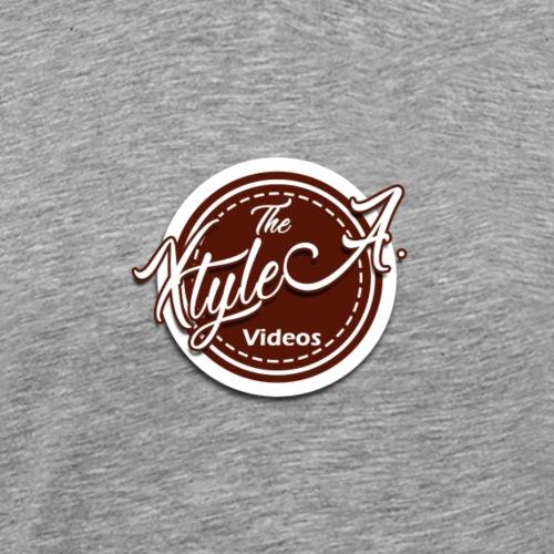 The XtyleA Videos - Men's Premium T-Shirt