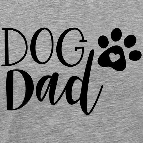 Hunde Papi - Männer Premium T-Shirt