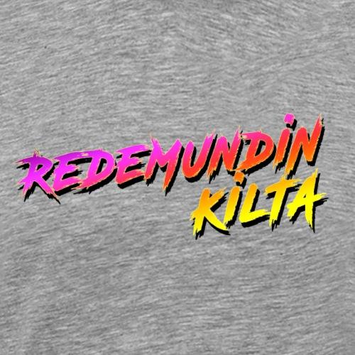 kiltapaita2018ef png - Miesten premium t-paita