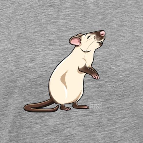 Råtta XI - Miesten premium t-paita