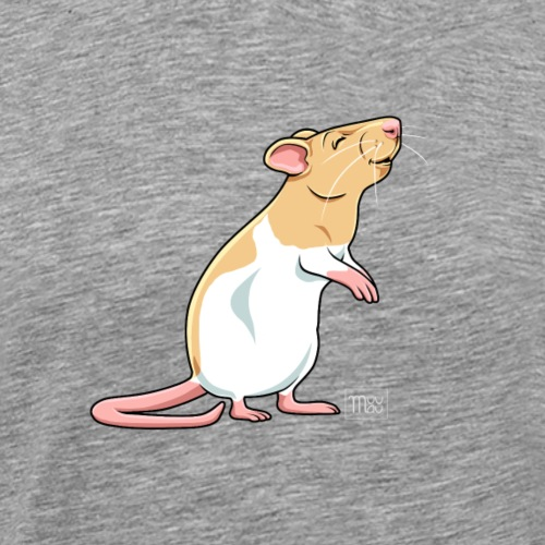 Råtta XII - Miesten premium t-paita