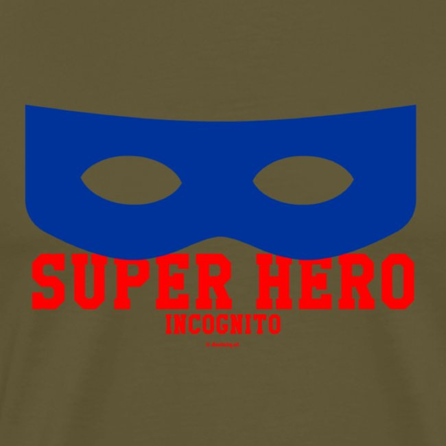 Super Hero incognito