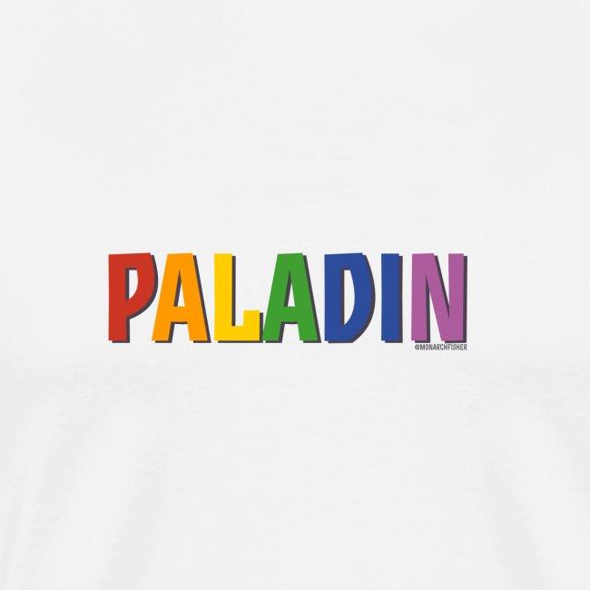 Paladin Pride (Rainbow)