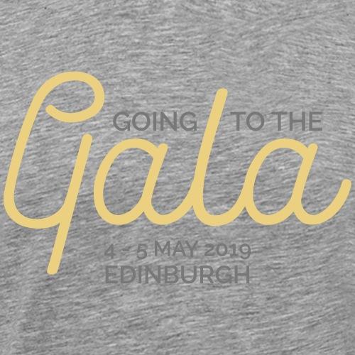 Going to the Gala - Men's Premium T-Shirt