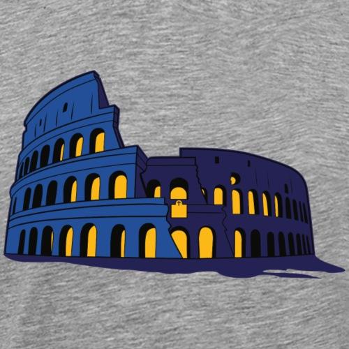 colosseum - Maglietta Premium da uomo