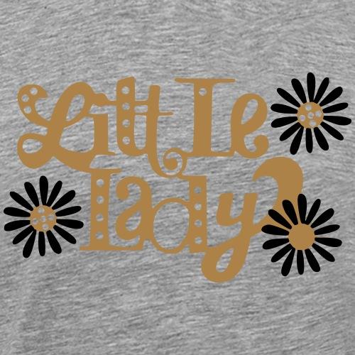 large_little-lady - T-shirt Premium Homme