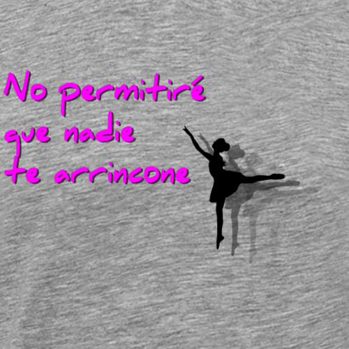 No permitire - Camiseta premium hombre