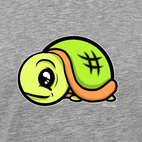 Turtel II - Miesten premium t-paita