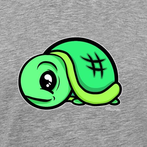 Turtel I - Miesten premium t-paita
