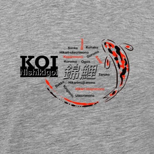 Koi - Männer Premium T-Shirt