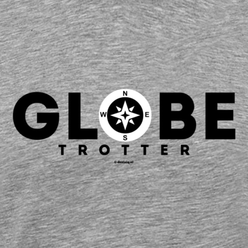 Globetrotter - Mannen Premium T-shirt