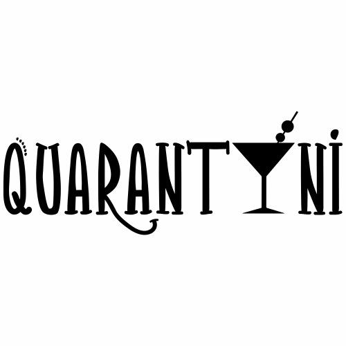 quarantini - T-shirt Premium Homme