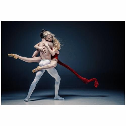 Dancers lift - Men's Premium T-Shirt