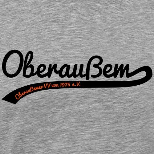 OVV Swoosh 2farbig - Männer Premium T-Shirt