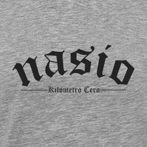 NasioDEsignsTwo - Camiseta premium hombre