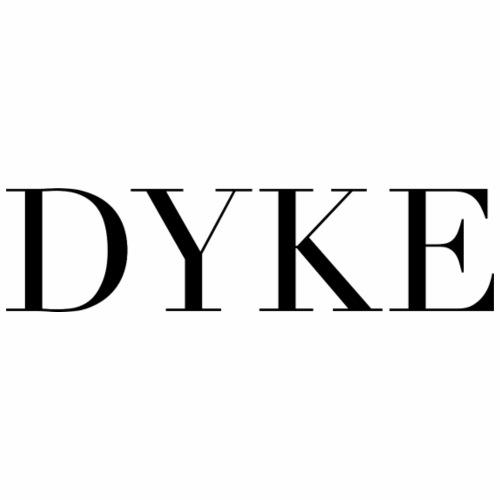 dyke - Männer Premium T-Shirt