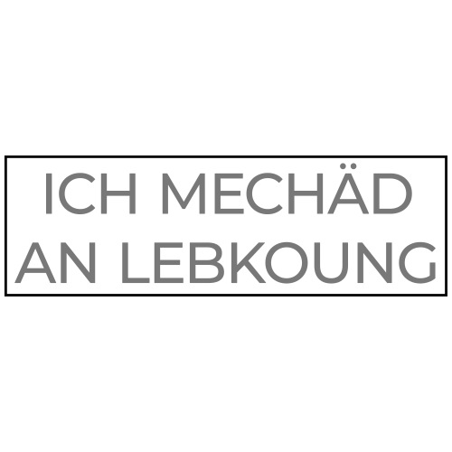 Lebkoungliebhaber montserrat - Männer Premium T-Shirt