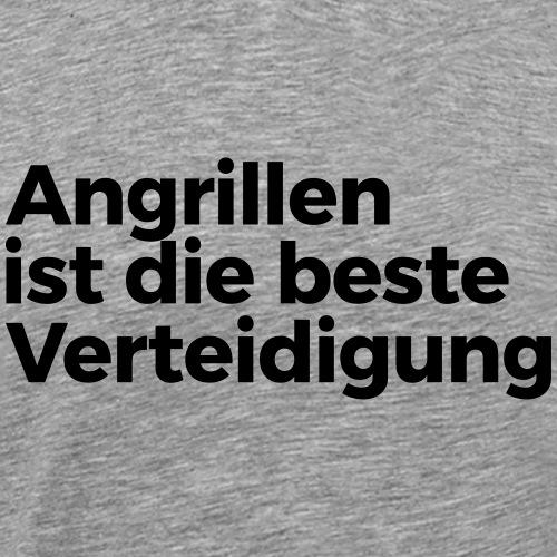 Angrillen - Männer Premium T-Shirt