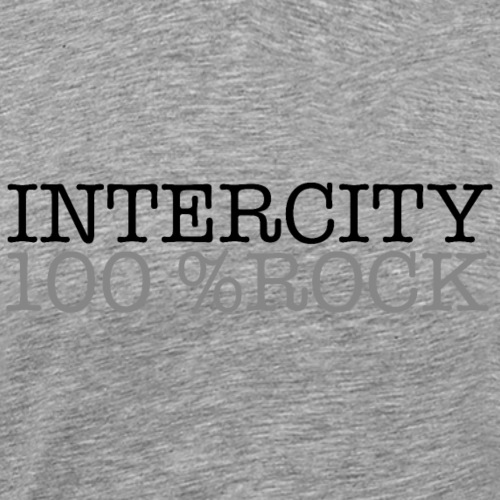 100 rock - Herre premium T-shirt