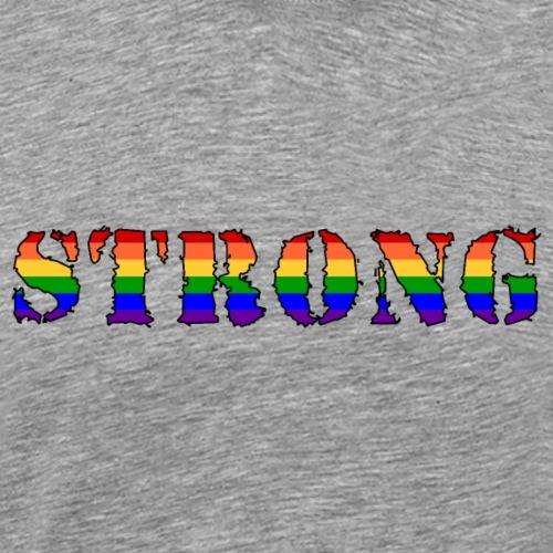 strong1 - Männer Premium T-Shirt