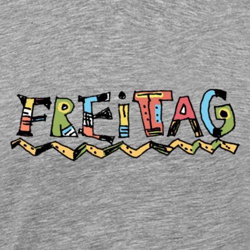 Freitag - Männer Premium T-Shirt