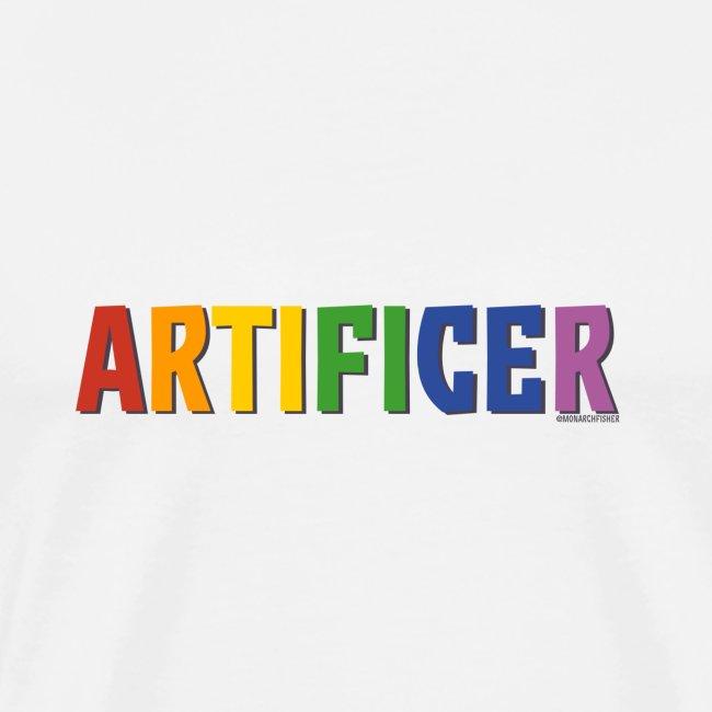 Artificer Pride (Rainbow)