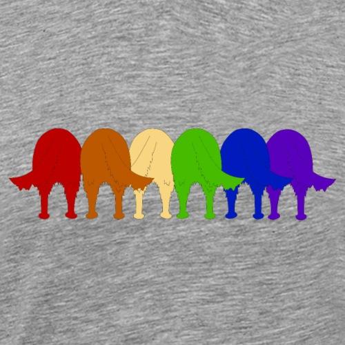 Dog Pride - Men's Premium T-Shirt