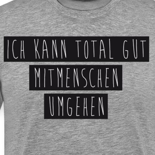 Mitmenschen - Männer Premium T-Shirt