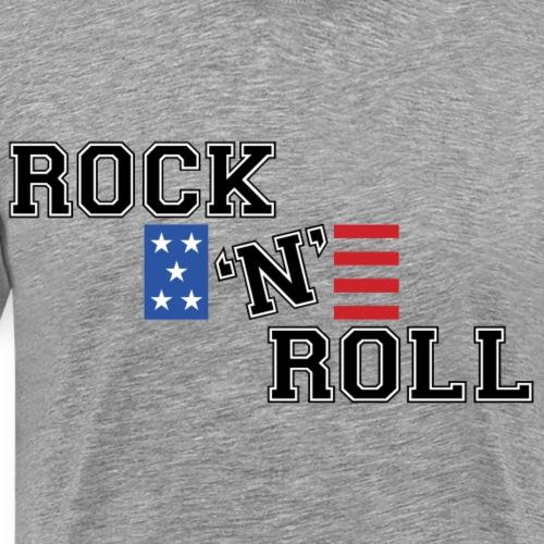 R-n-R music - T-shirt Premium Homme