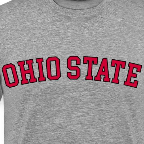 OSU Ohio State University - Männer Premium T-Shirt
