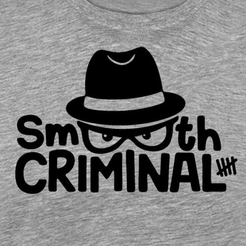 Smooth Criminal - Männer Premium T-Shirt