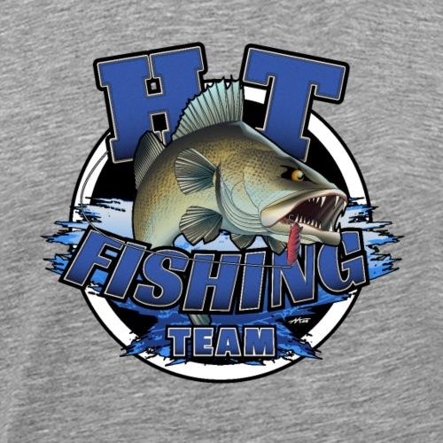 HT Fishing Team - Miesten premium t-paita