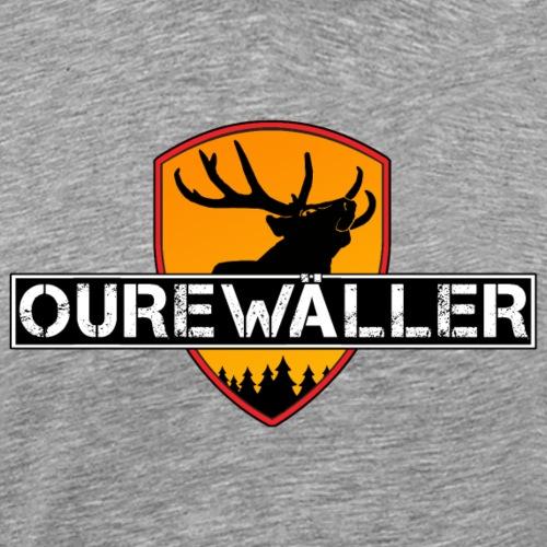 Ourewäller - Männer Premium T-Shirt