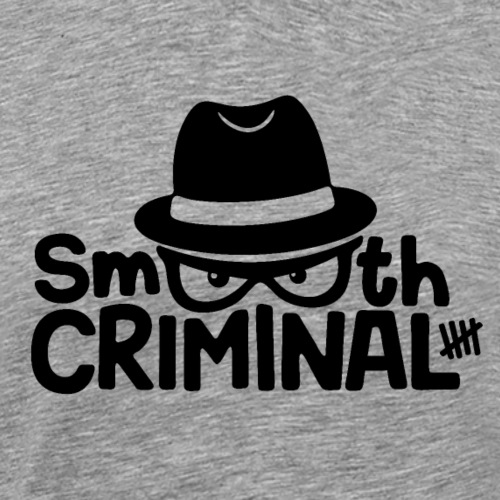 Smooth Criminal - Männer Premium T-Shirt