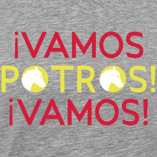 Spanisch - Männer Premium T-Shirt