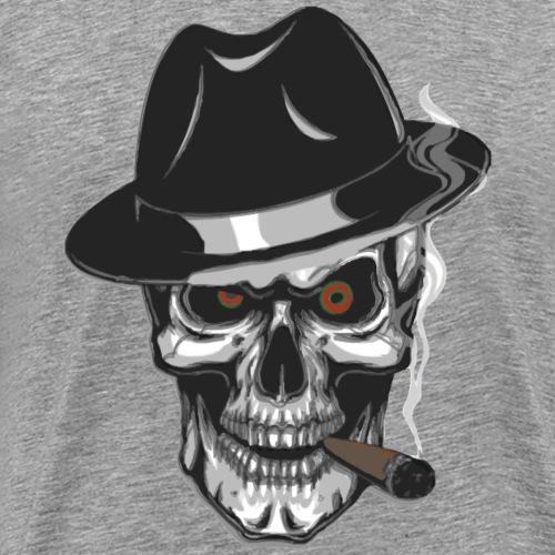Totenkopf final - Männer Premium T-Shirt