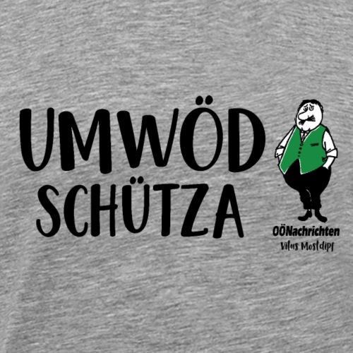 Umwödschütza - Männer Premium T-Shirt