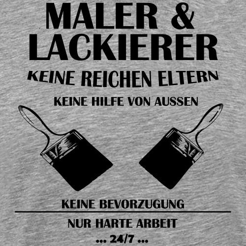 Maler und Lackierer - Männer Premium T-Shirt