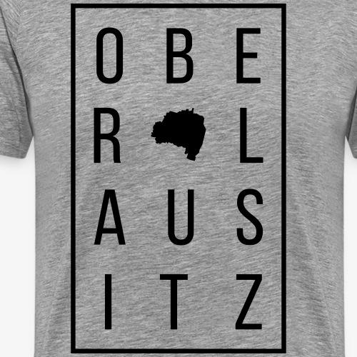 OBERLAUSITZ - Männer Premium T-Shirt