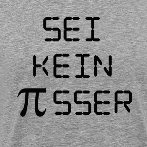 Pi Mathe - Männer Premium T-Shirt