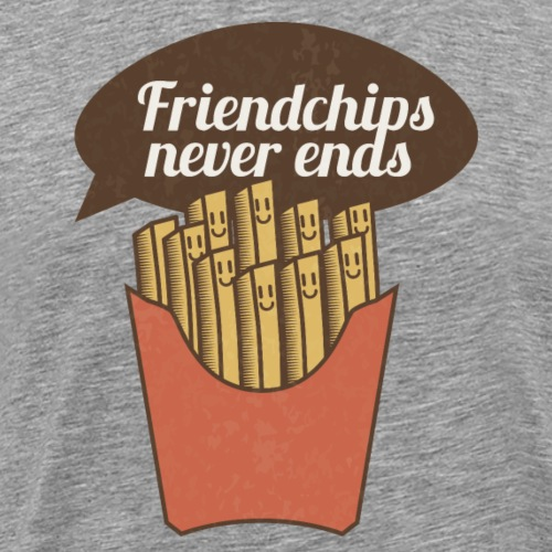 friendchips - Men's Premium T-Shirt